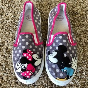 Minnie & Mickey shoes